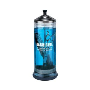 Verre trempage Barbicide - 1100 ml