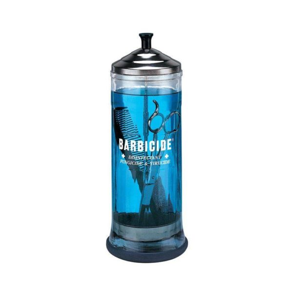 Verre trempage Barbicide - 1100 ml